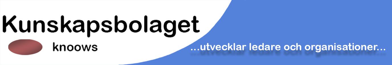 kunskapsbolagets mobila logga